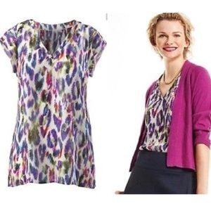 Cabi Plume blouse style #5027